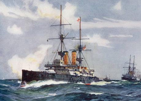 英国戦艦 リベンジ